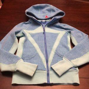 Lululemon Ivivva hoodie.  Size 10.
